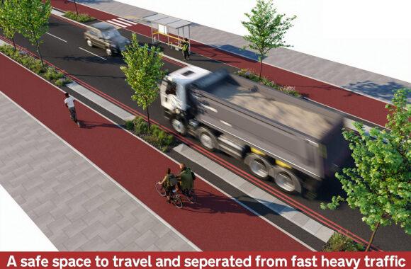 Lanes and Lorries